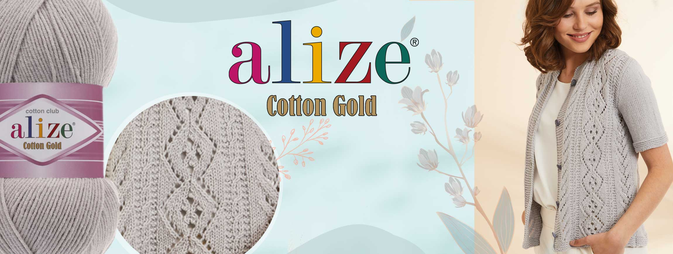egalanteria - alize - cotton gold