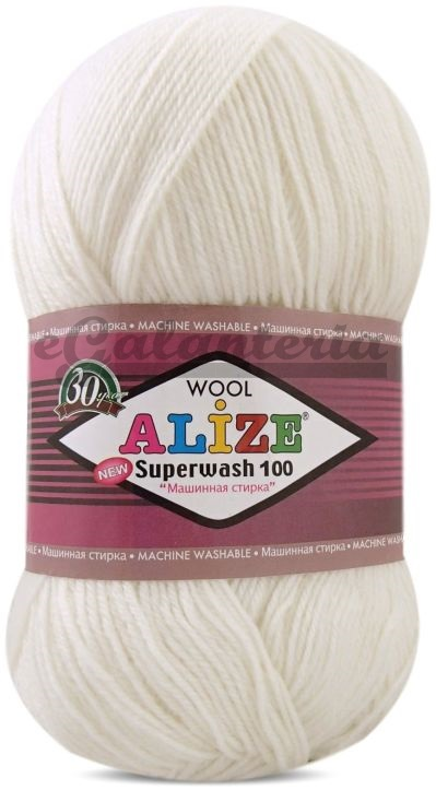Superwash 100 55