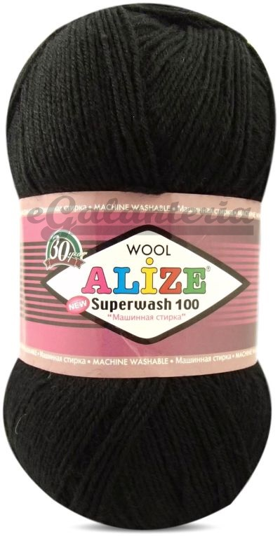Superwash 100 60