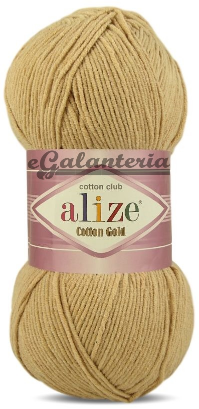 Cotton Gold 262 - béžová