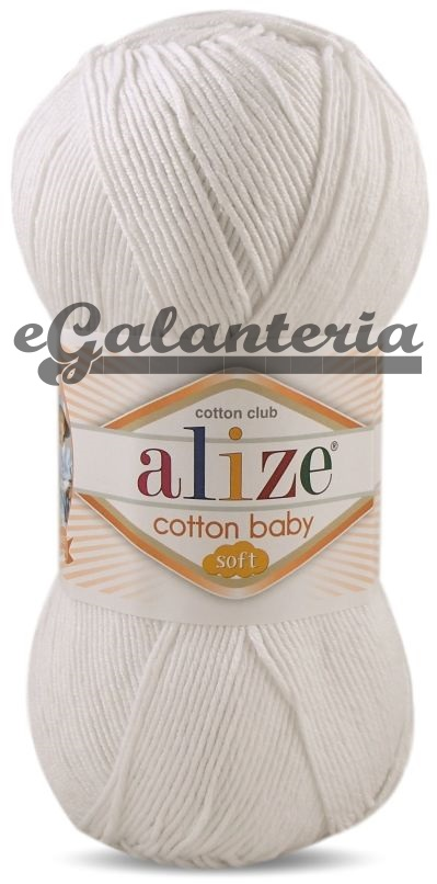 Cotton Baby Soft 55