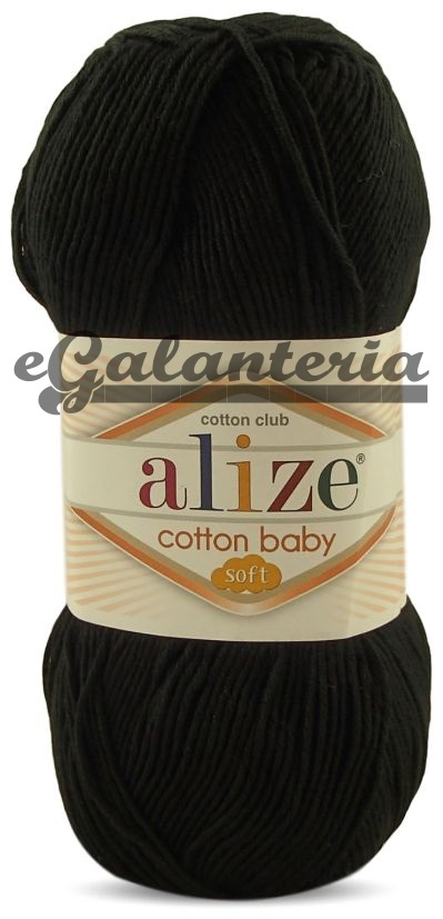 Cotton Baby Soft 60