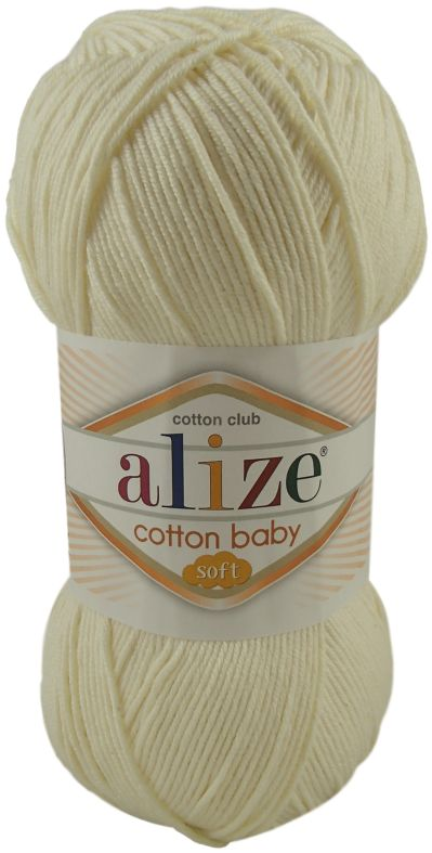 Cotton Baby Soft 62