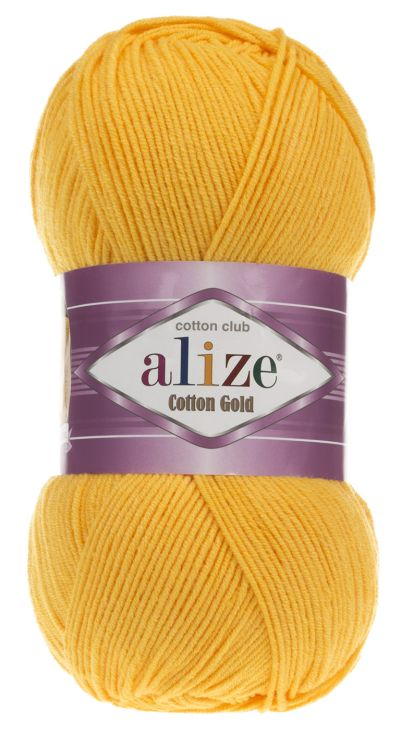Cotton Gold 216 - žltá